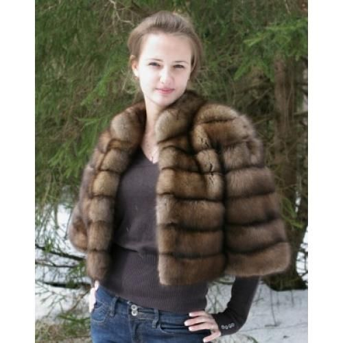 Шуба куртка из соболя цены