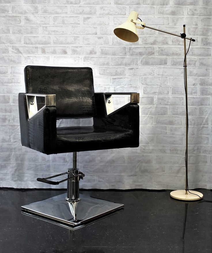 Vintage Barber Chair by Cambrewood on Etsy