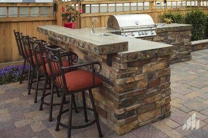 Living Outdoor Room Outdoor Spaces Outdoor Bbq Backyard Kitchens