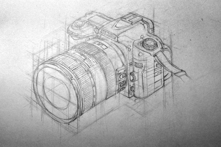 isometric Nikon.  by ~berthalaban