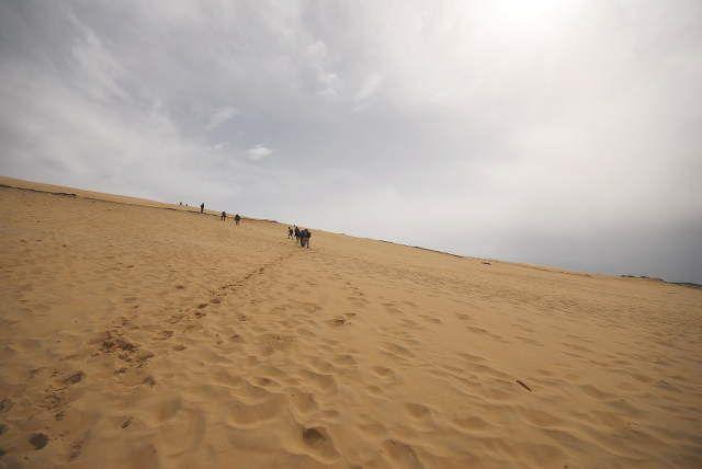 La Fée de la Dune du Pilat (Pyla) : C'est En France