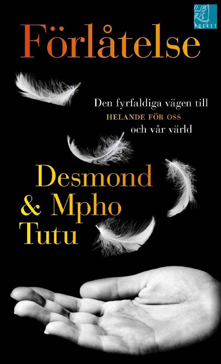 Omslagsbild, Förlåtelse (pocket), Desmond Tutu och Mpho Tutu