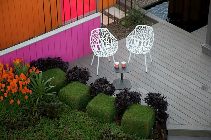 Outside the Box  Designed by Emily McEwan of Outright Landscape Design (Dunedin)