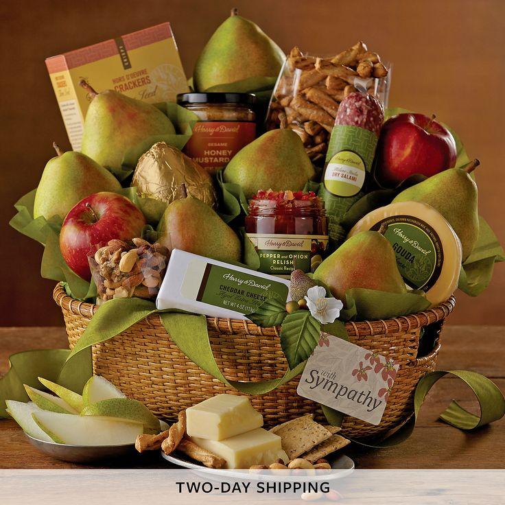 114 best gift baskets images on Pinterest   Breakfast, Gift basket ...