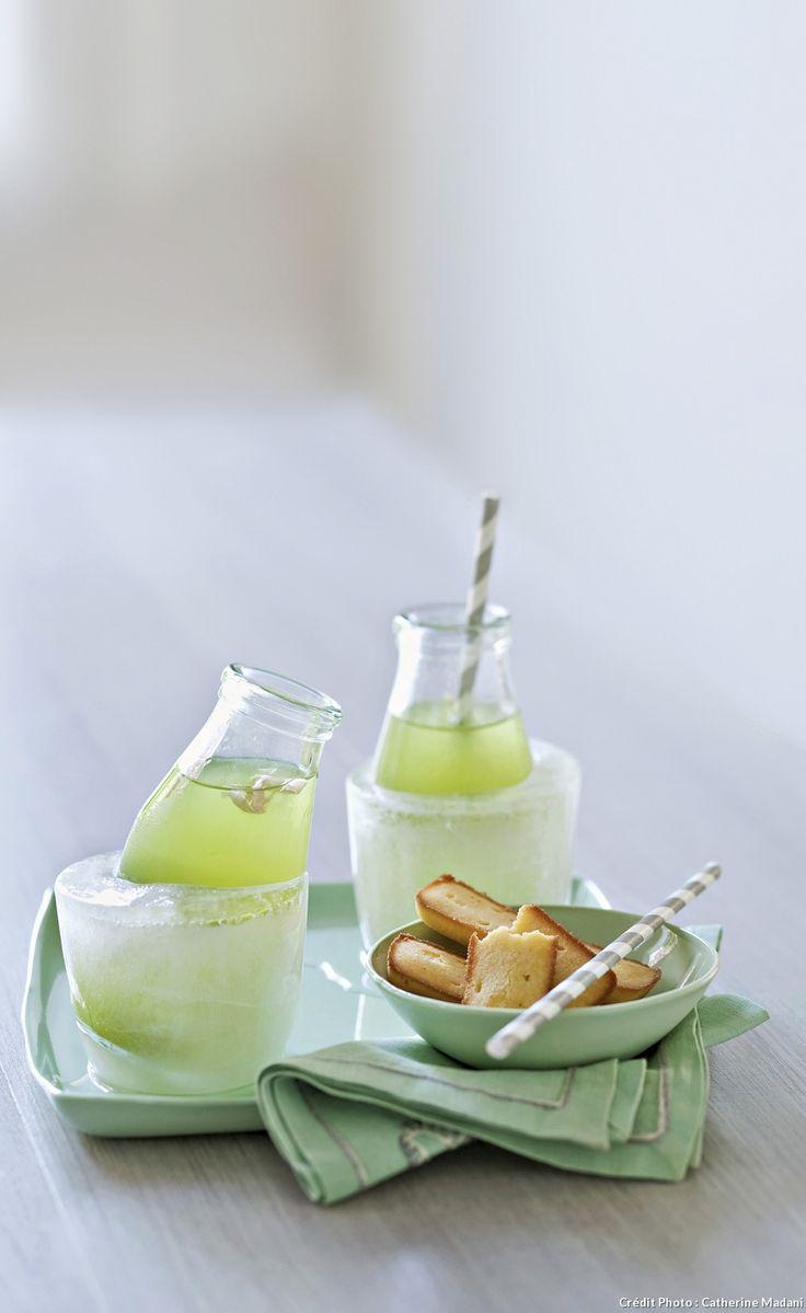 Un thé glacé moins sucré (et moins cher !) que tous ceux que vous pourrez acheter. Ne parlons pas du goût, c'est une évidence...