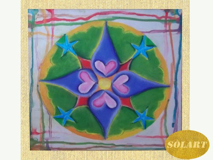 Mandala (plano y volumen)