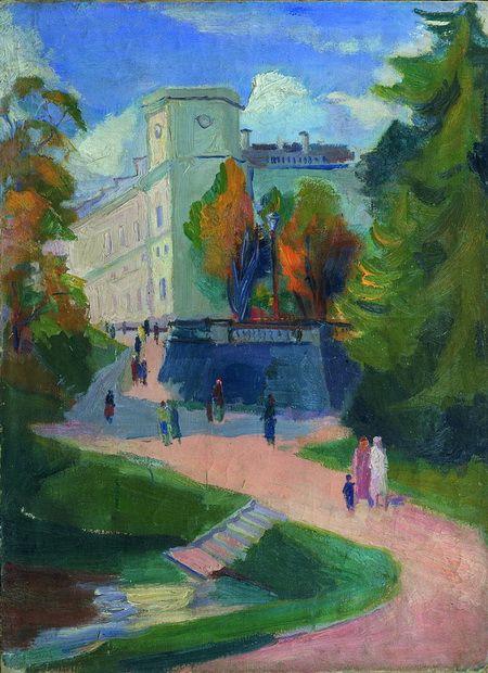 Pakulin V - Гатчинский дворец