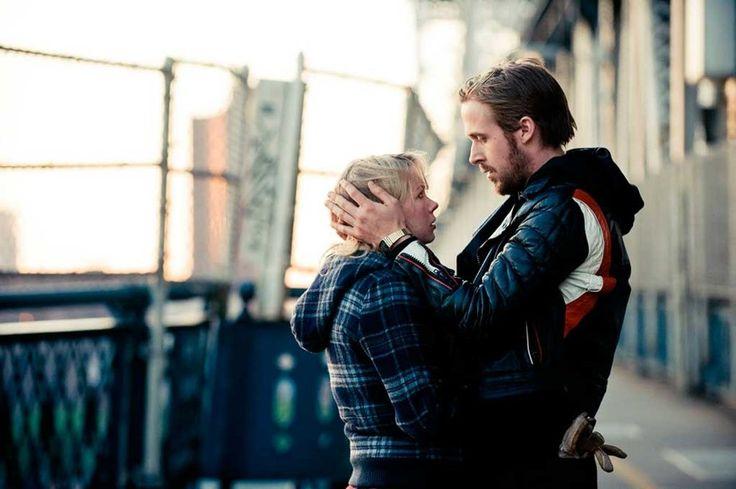 Ryan Gosling y Michelle Williams, en Blue Valentine.