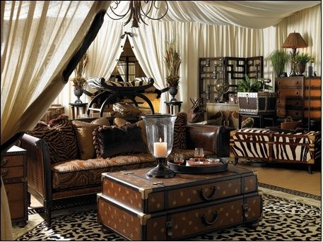 168 Best Images About Safari Living Room On Pinterest
