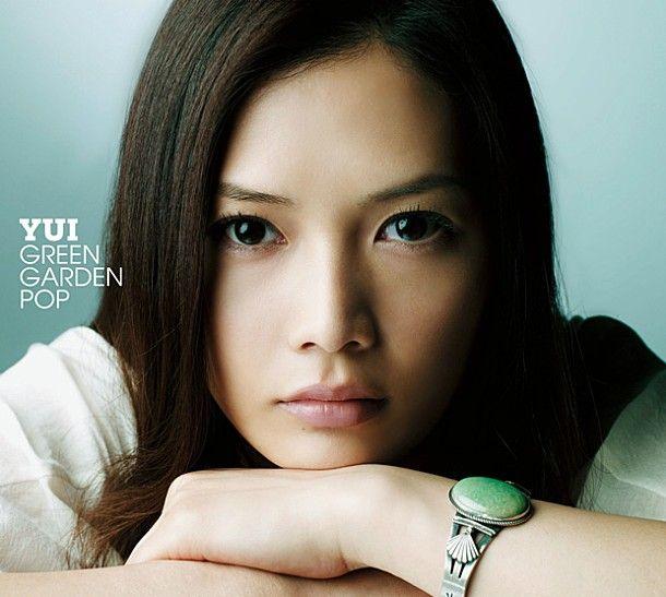 YUI「アルバム『GREEN GARDEN POP』 初回生産限定盤」3 3/6