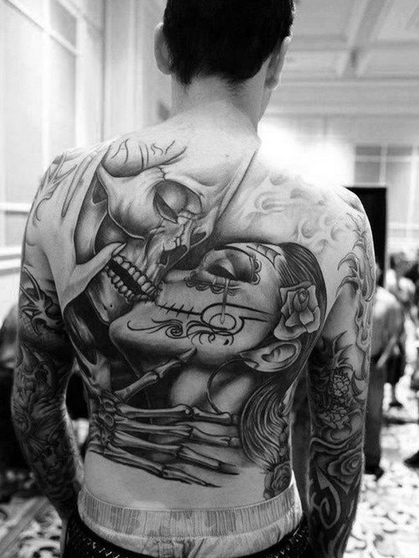 Skull Tattoos tatuajes   Spanish tatuajes  tatuajes para mujeres   tatuajes para hombres   diseños de tatuajes http://amzn.to/28PQlav
