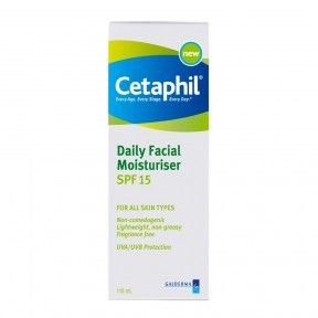 Cetaphil Daily Facial Moisturising SPF 15 118 mL