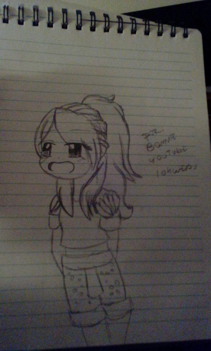 Animeee #Bonnie Draws