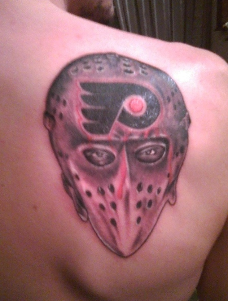 some of the flyers most passionate fans show off their flyers tattoos the flyerphiladelphia flyerstattoo designstattoo ideas