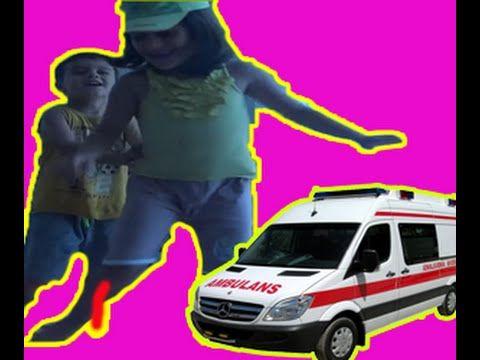 """Elif""""in Ayağı incidi - Osman Kardeşinden Yardım istedi"""