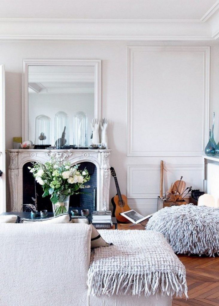 Parisian Home Eclectic Decor Ideas