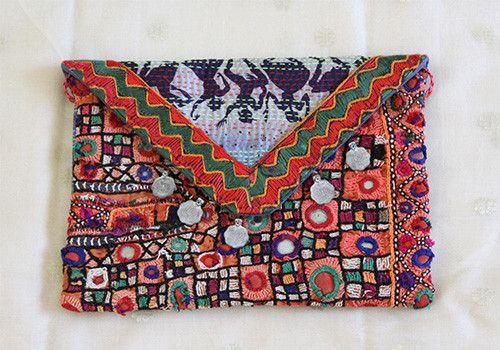 Vintage Kutch Bag – Desically Ethnic