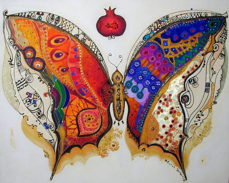 Colourfly by Canan Berber