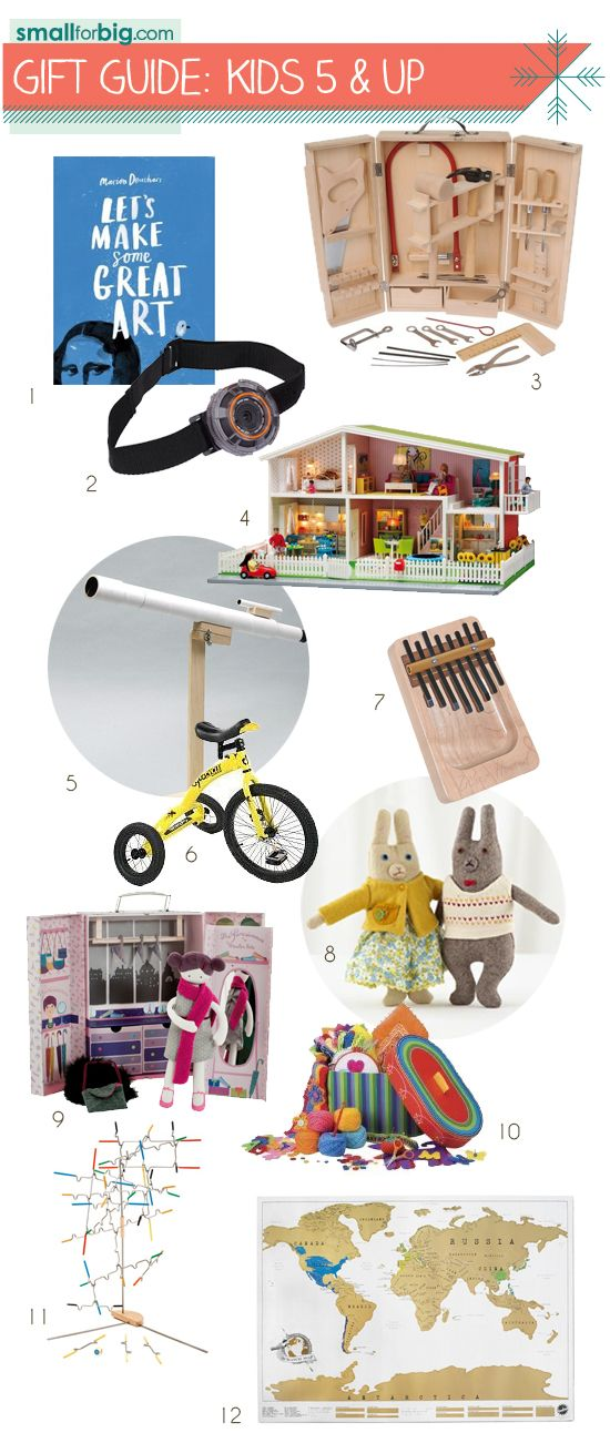 Top 12 Gift for kids tweens and teens – Elementary school Gift Guide – Best Toys for Kids   Small for Big