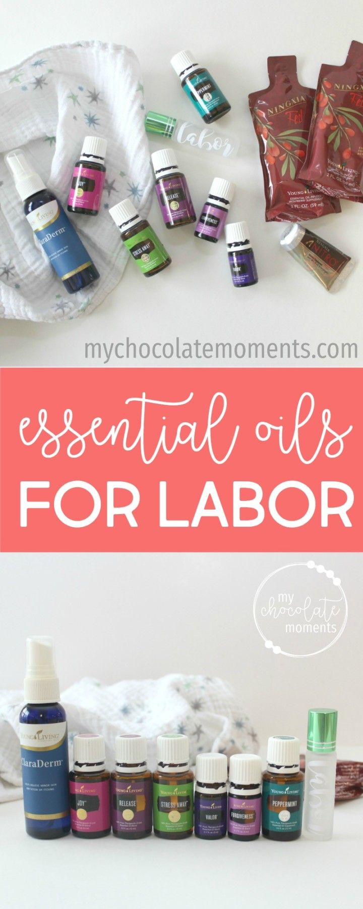 essential oils for labor, birth, and recovery