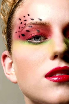 Watermelon Makeup