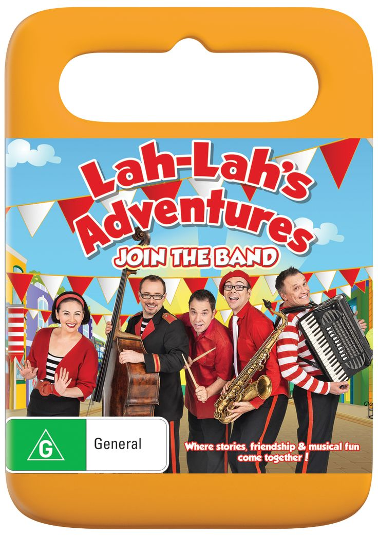 Since we saw our first Lah Lah concert this year at Dee Why RSL the kids have been hooked.…