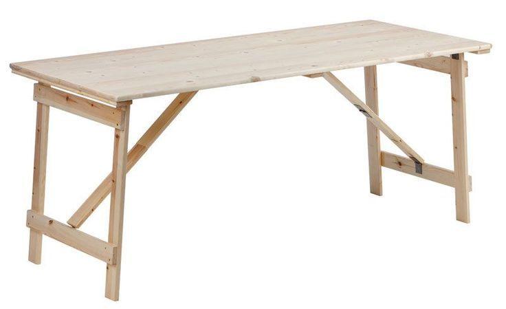 Tisch Klapptisch Holz Von Nordal Klapptisch Holz Klapptisch Tisch