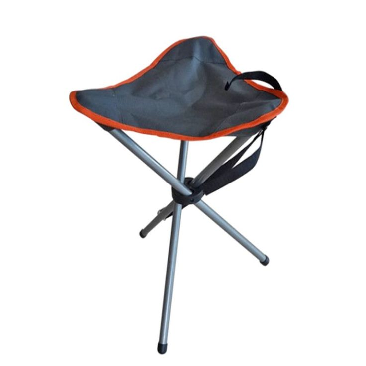 Folding Tripod Stool Outdoor Portable Seat Fishing Camping