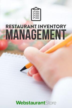 Restaurant Stock Administration Tricks to Improve Revenue