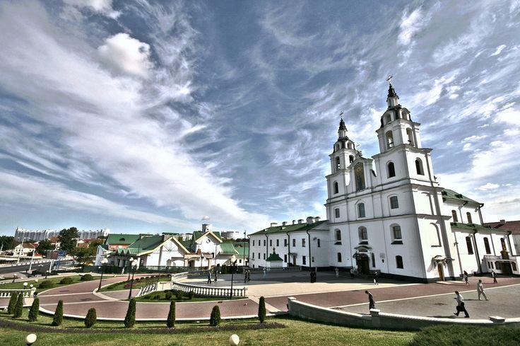 https://flic.kr/p/6YvgnR | Belarus | Minsk | Church | Canon EOS Digital Rebel XTi + Sigma 10-20mm f/4-5.6 EX DC HSM