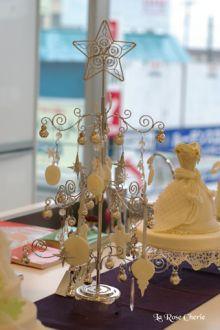 デコレーション教室 La Rose Cherie(ラ・ローズ・シェリー) -クリスマスディスプレイ シュガークラフト