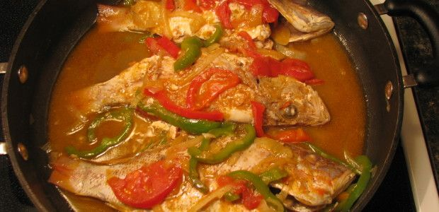 Pin by teresa on jamaican recipes pinterest for Microwave fish recipes