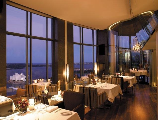 Marvelous Luxury In Australia Shangri La In Sydney ~Altitude Restaurant