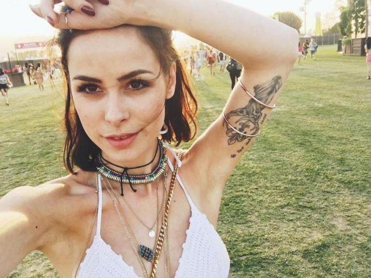 Wegen dieses Coachella-Pics machen sichLena Meyer-LandrutsFans Sorgen.