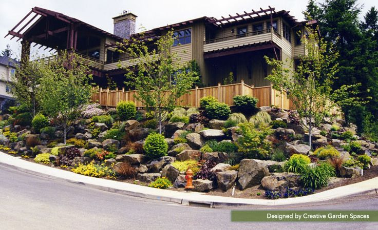 Garden Design Oregon garden design: garden design with front yard portland oregon