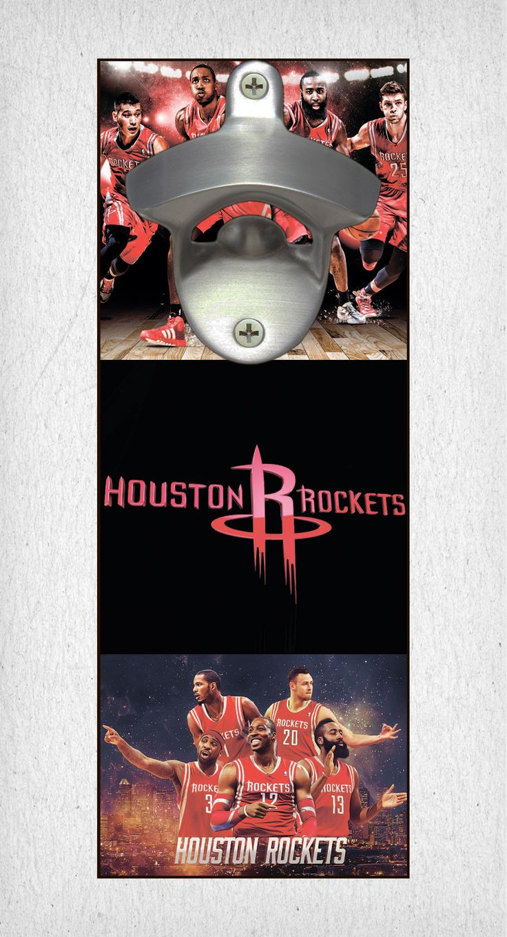 This Houston Rockets bottle opener can be a great gift to any sports fan. It's the perfect addition to any man cave, bar area, kitchen, or to just put out while watching the big game. It is also a great groomsmen gift. Houston Rockets Wall Mount Bottle Opener Houston Rockets Cap Catcher Houston Rockets Wall Opener Houston Rockets Beer Opener Houston Rockets Wall Art Houston Rockets Craft Houston Rockets Decor Houston Rockets Gift Houston Rockets Diy Houston Rockets Art