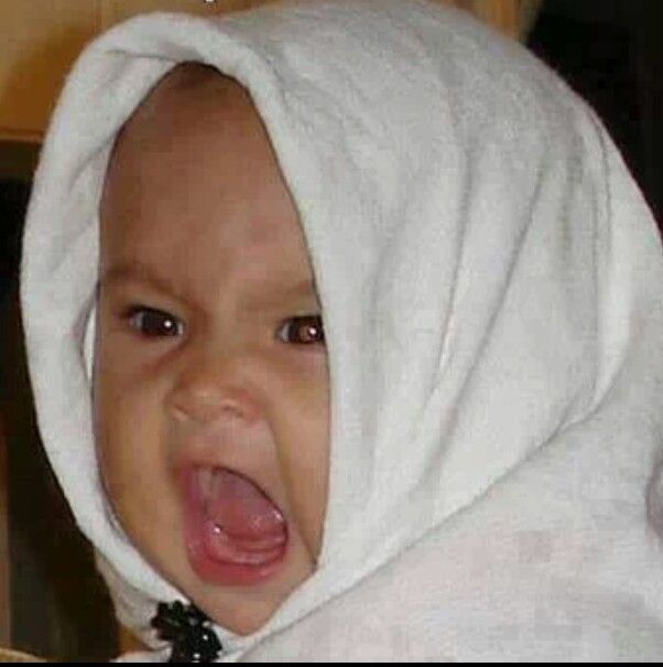 17 Best Images About Baby Cute Hijab On Pinterest