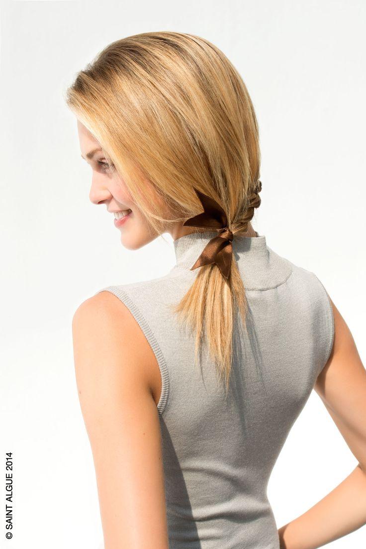 1000 Ides Sur Le Thme Cheveux D39un Ct Sur Pinterest Cheveux