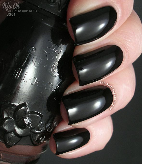 Black Nail Polish What Does It Mean: 97 Best Nails! Images On Pinterest