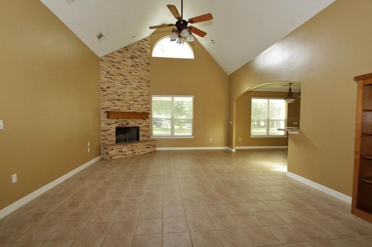 Corner Fireplace Vaulted Ceiling Google Search