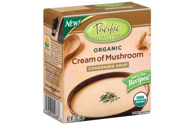 Pacific Natural Foods Organic Cream Of Celery Condensed Soup
