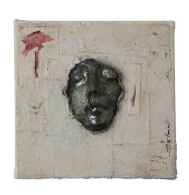 """Saatchi Art Artist Paolo Giulio Tartarini; Sculpture, """"head"""" #art"""