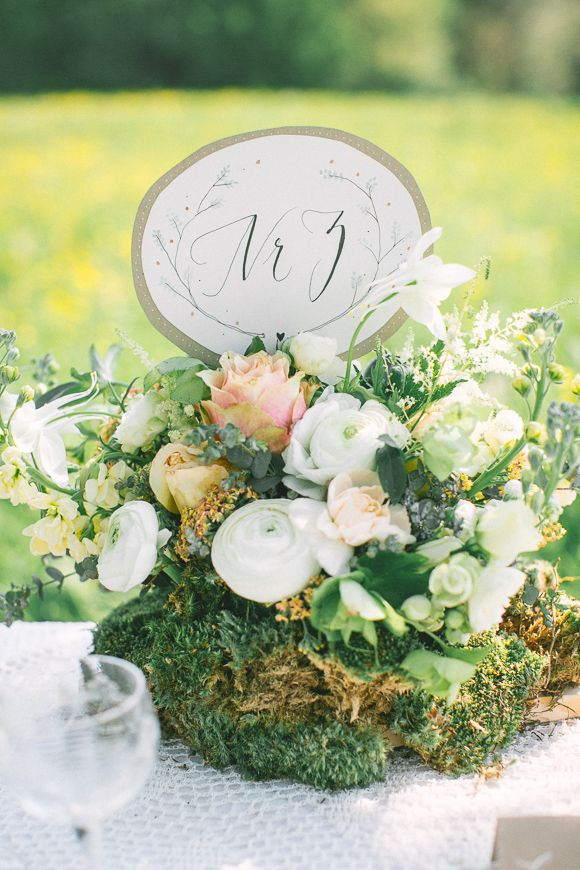 Dreamy Austrian Meadow inspiration