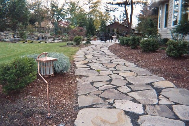 Trout Creek Stone From Portland Rock For A 200 Sq Ft