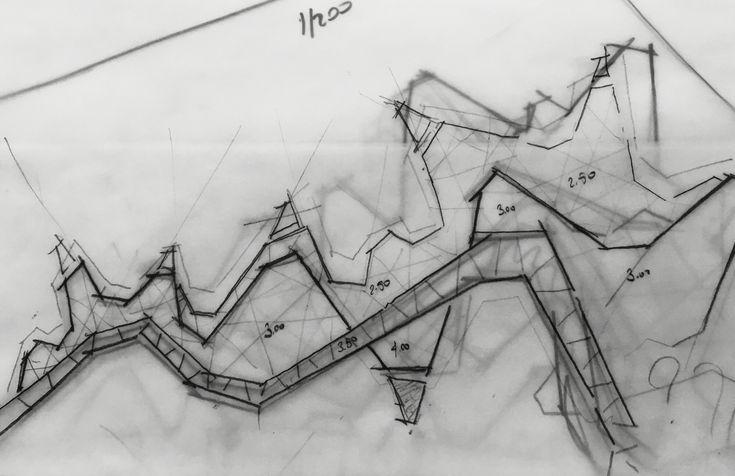 #landscapearchitecture #sketch #drawing #project #design Doruk G. ÖZKAN