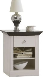 Monaco Pine 1 Drw Bedside http://solidwoodfurniture.co/product-details-pine-furnitures-2040-monaco-pine-drw-bedside.html