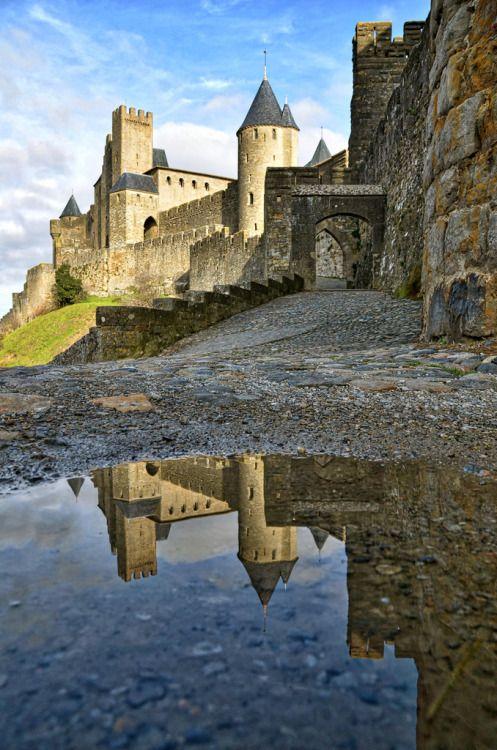 """""""©Marine Gibert  - Carcassonne """""""