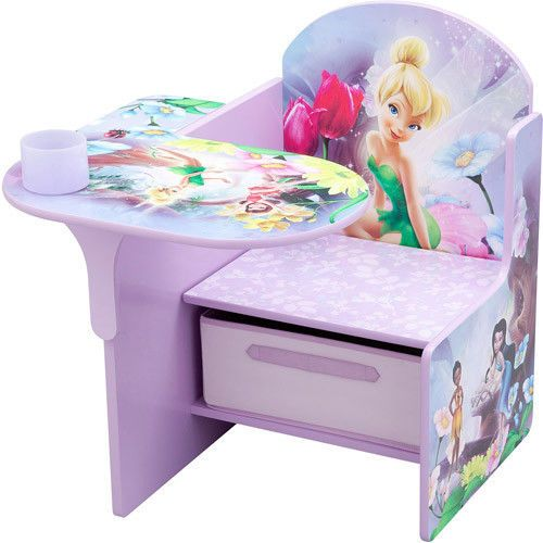 Disney Tinker Bell Fairies Toddler Child Furniture Play Chair Seat Storage  Desk. 288 Best Tinkerbell
