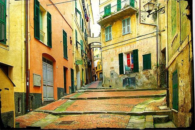 Bordighera, Italy