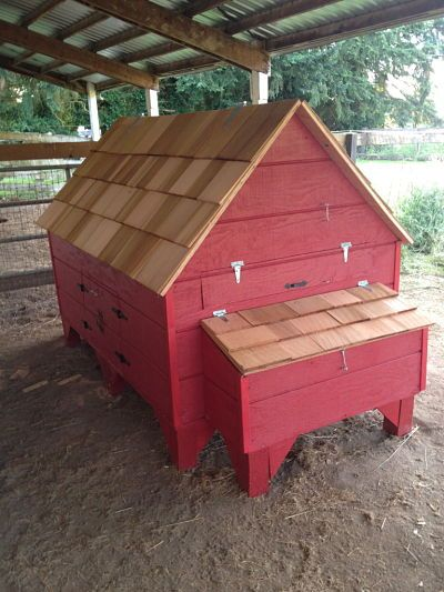 build your own chicken coops woodworking projects plans